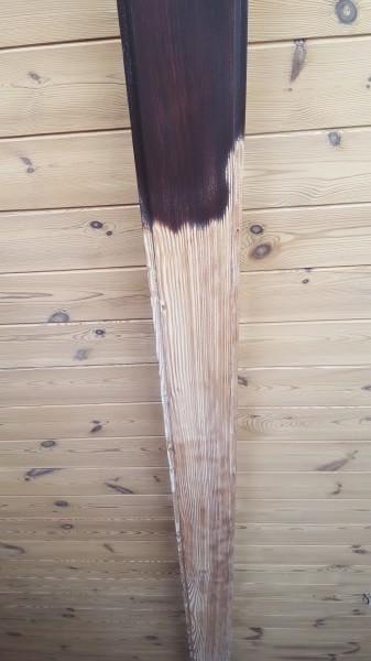 drewniany-sufit-czyszczenie