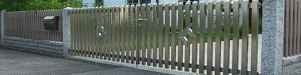 sodowanie   wyczyszczona brama