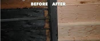 sodowanie   czyszczenie drewna