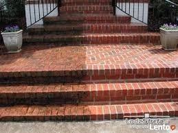 sodowanie schodów