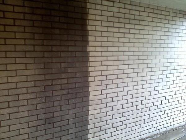 sodowanie   ściana