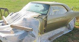 czyszczenie lakieru samochodowego